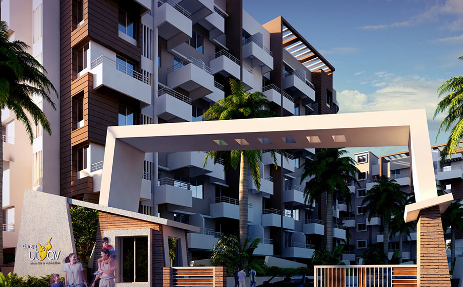 3D Architectural Rendering Company in India